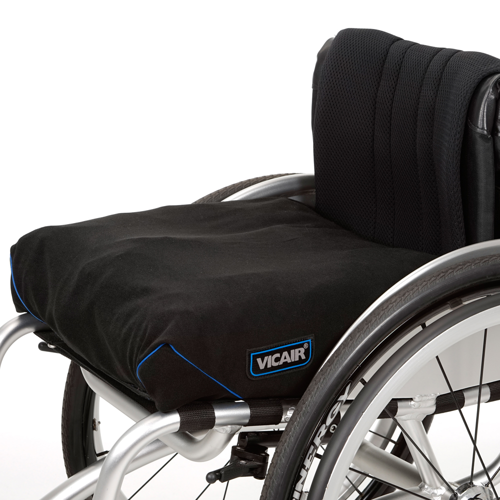 Wheelchair cushions - Vicair products