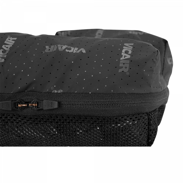 wheelchair cushion boxing effect zipper placement Vicair
