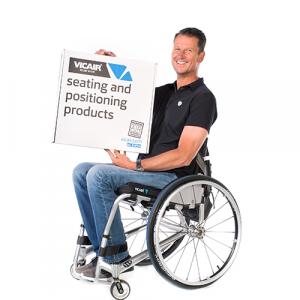 rolstoelkussens van Vicair