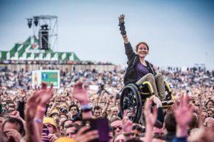 Vicair Wheelchair Cushion User Story Nienke Conijn