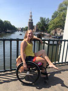 Vicair Rolstoelkussen - Vicair Wheelchair cushion gebruikersreview Emma van Riek