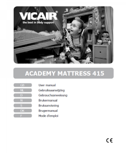 Vicair-ARM415-antidecubitus-air-mattress-manual