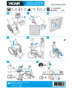 Vicair-Adjuster-wheelchair-cushion-quick-installation-guide