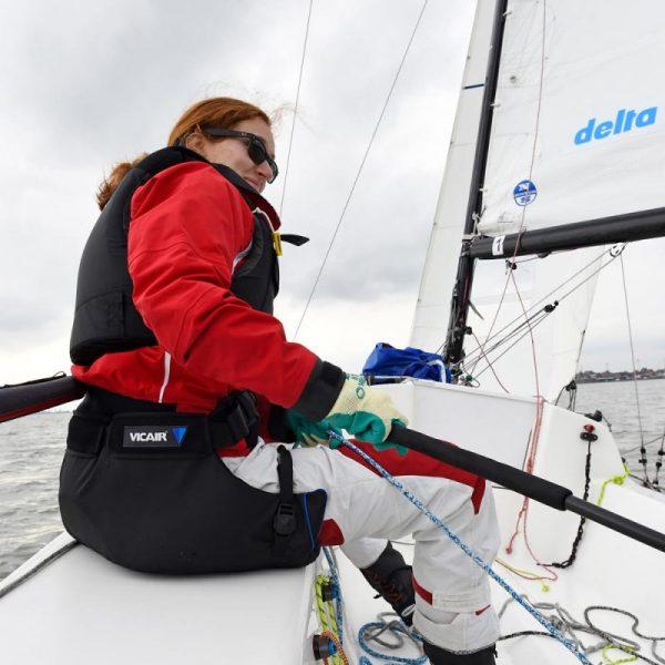Activity cushion Vicair AllRounder O2 sailing