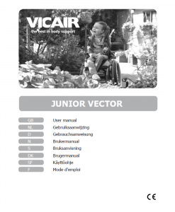 Vicair-Junior-Vector-childrens-wheelchair-cushion-manual