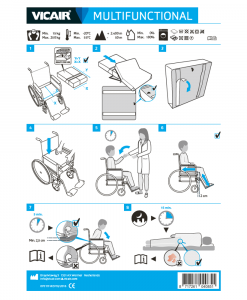Vicair-Multifunctional-wheelchair-cushion-quick-installation-guide