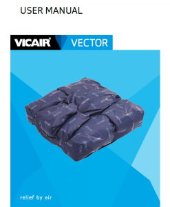 Vicair-Vector-wheelchair-cushion-manual