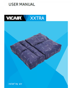 Vicair-XXtra-bariatric-wheelchair-cushion-manual