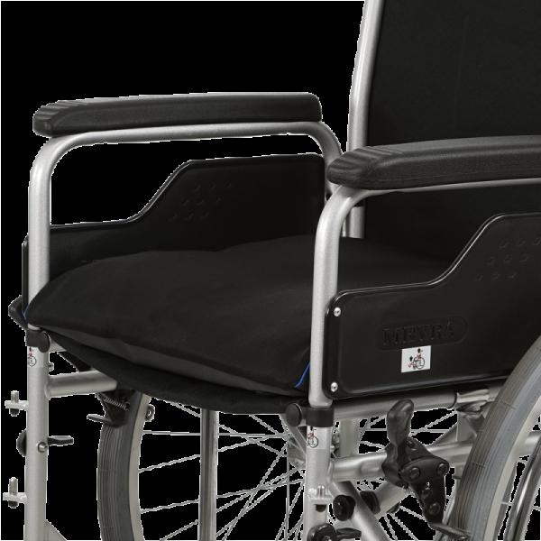 Wheelchair cushion Vicair Liberty on wheelchair