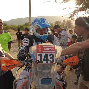 Vicair news Dakar 2019 Nicola Dutto