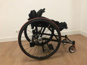 Clinical Case wheelchair