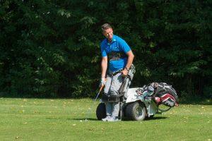 Jurgen Boon Vicair Sponsoring Golf