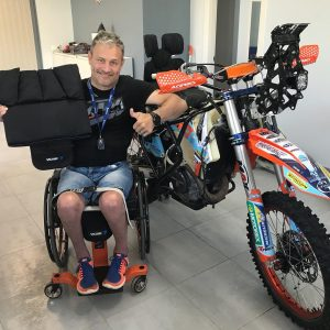 User Review Nicola Dutto Vicair Wheelchair Cushion
