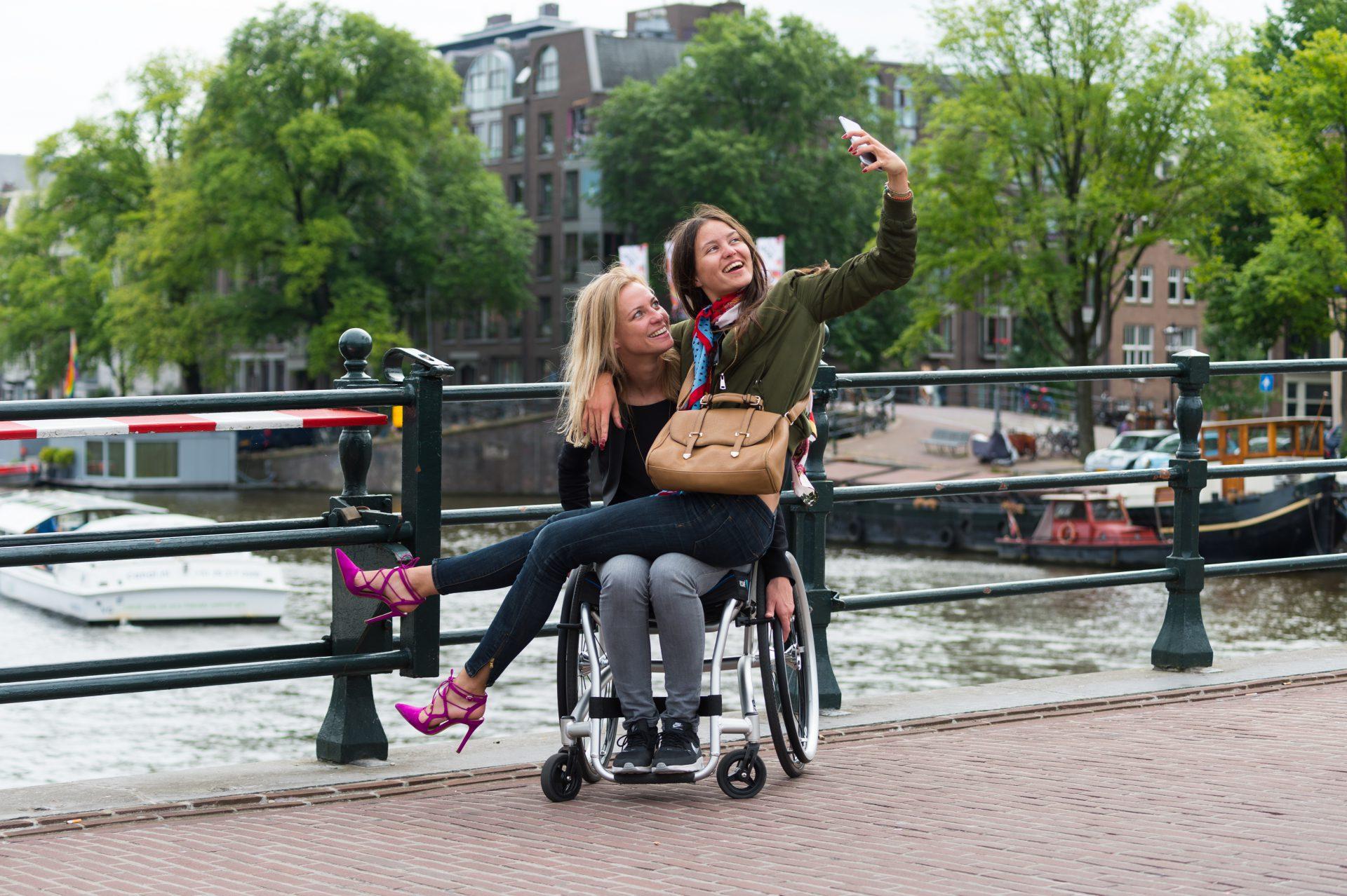 Vicair Rolstoelkussens Amsterdam Optimale huidbescherming