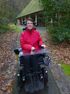 Esther Vicair Wheelchair Cushion Testimonial