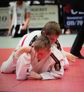 Bob Sponsoring Vicair A judo