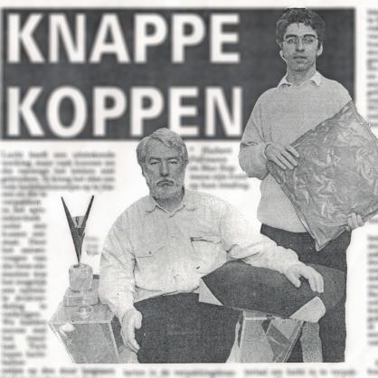 Huibert Pollmann - Max Rogmans - Vicair