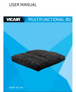 Vicair Multifunctional O2 user manual 1000x1000