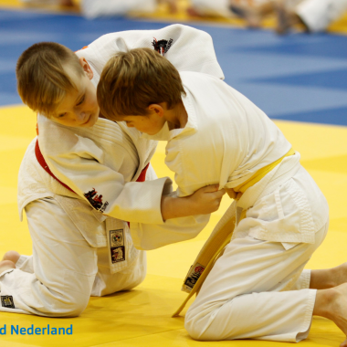 20191012 A judotoernooi Bob Lausberg 1 Foto NL Judobond - Vicair