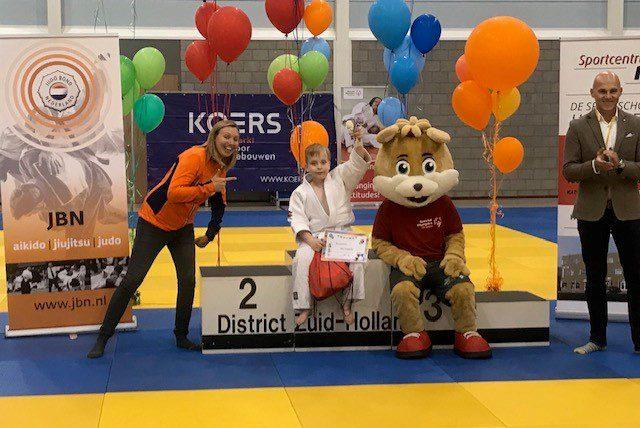 A judotoernooi Bob Vicair Sponsoring