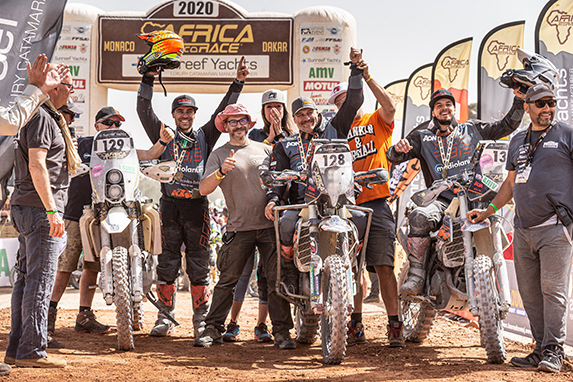 Stage 12 - Africa Eco Race 2020 AER20_TB-6125_Nicola Dutto_ #VicairHero _Vicair Cushion -LR