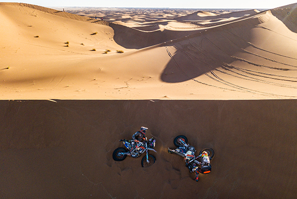 Stage 3 - Africa Eco Race 2020_TB-0091_Nicola Dutto_ #VicairHero _Vicair Cushion -LR