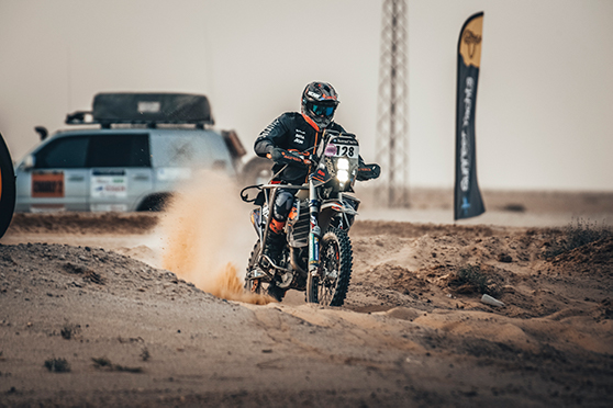 Stage 7 - Africa Eco Race 2020#DUTTO-96_Nicola Dutto_ #VicairHero _Vicair Cushion -LR