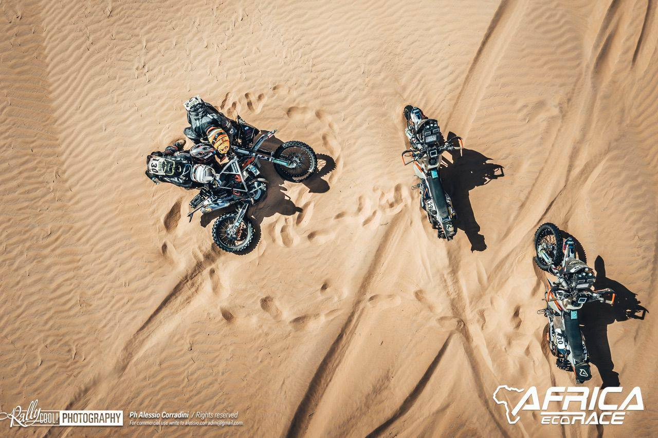Stage 9 - Africa Eco Race 2020 AC_Nicola Dutto_ #VicairHero _Vicair Cushion -LR