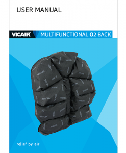 Vicair Multifunctional O2 back Manual