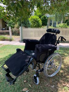 VIcair Wheelchair Overlay cushion testimonial