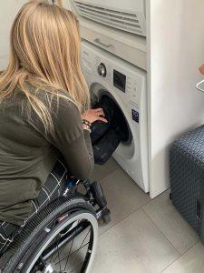 Wheelchair air cushion Vicair Vector O2 - machine washable