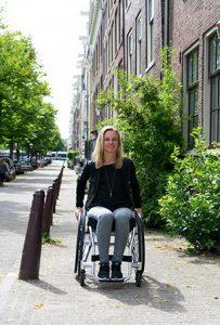 Multiple Sclerosis User Testimonial wheelchair cushion